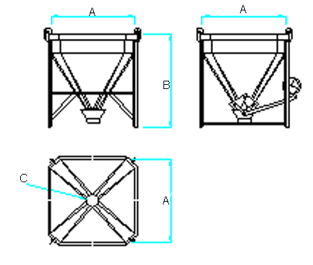 Concrete Cone Diagram