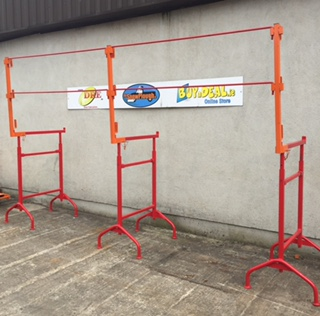 Dermot Redmond Engineering Ltd Trestle Safety Handrails